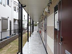 兵庫県相生市赤坂2の賃貸アパートの外観