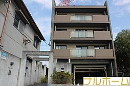 大阪府大阪市平野区長吉長原4丁目の賃貸マンションの外観