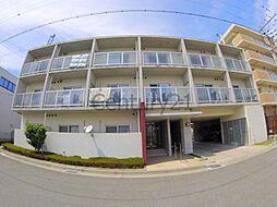 兵庫県川西市東久代2丁目の賃貸マンションの外観