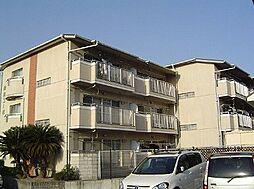 岸野コーポ[3階]の外観