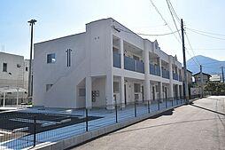福岡県北九州市小倉南区中貫1丁目の賃貸アパートの外観