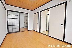 アパートメントいしだ[2階]の外観