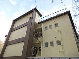 岡本梅林住宅5号棟[302号室]の外観