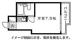 さくらビル--[305号室]の間取り