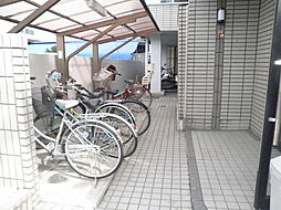 サントピア豊中[8階]の外観