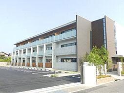 広島県福山市南蔵王町4丁目の賃貸マンションの外観