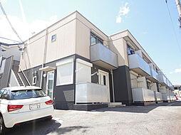 滋賀県大津市大門通の賃貸アパートの外観