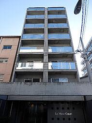 大阪府大阪市西区本田4の賃貸マンションの外観
