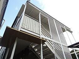 大阪府大阪市平野区瓜破5丁目の賃貸アパートの外観
