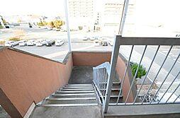 ドミール服部 A棟[3階]の外観