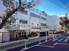 板橋区立成増ケ丘小学校(377m)