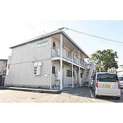 JR鹿児島本線 久留米駅 徒歩10分の賃貸アパート