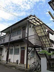 東京都国分寺市西恋ヶ窪2丁目の賃貸アパートの外観