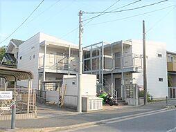 白山ロイヤルコート[2階]の外観