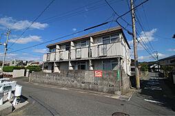 山口県下関市安岡町1丁目の賃貸アパートの外観
