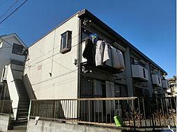 シティハイム桜台[B203号室]の外観