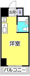 ヒルハウス コンフォートI[3階]の間取り