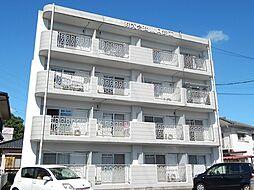 コウガマンション2[3階]の外観