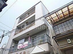大阪府大阪市城東区今福西5の賃貸マンションの外観