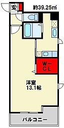 ユーフォリウム・マタマ[4階]の間取り