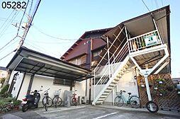 東栄荘[18 号室号室]の外観