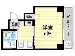 鶴橋駅 3.5万円