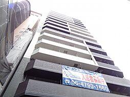 プレサンス堺筋本町駅前シェル[303号室]の外観