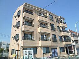 東京都足立区小台2丁目の賃貸マンションの外観