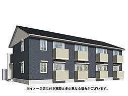 (仮)D-room西本町 B棟[205号室]の外観
