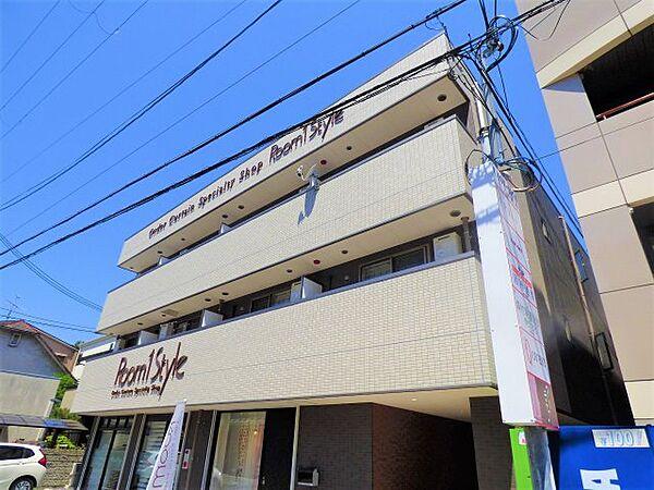 パークステージ夙川[2階]の外観