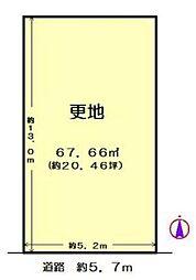 八尾市二俣3丁目