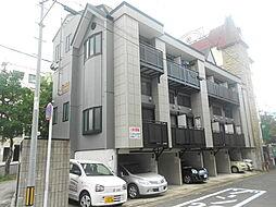 長崎県長崎市平和町の賃貸アパートの外観