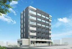 仮)中区正木3丁目自宅併用店舗マンション[2階]の外観