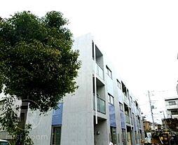 東京都大田区下丸子2丁目の賃貸マンションの外観