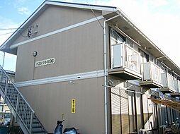 ドミトリー小川93[2階]の外観