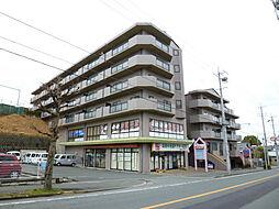 静岡県磐田市見付の賃貸マンションの外観