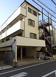 オールリ[3階]の外観