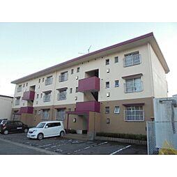 静岡県浜松市中区佐鳴台2の賃貸マンションの外観