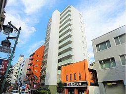 東京都小金井市本町の賃貸マンションの外観