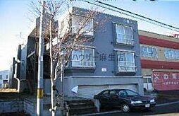 ピアコート花川B[3階]の外観