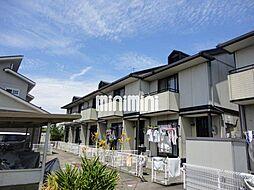 [テラスハウス] 愛知県豊橋市清須町 の賃貸【/】の外観