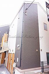 アーヴェル桜ヶ丘[103号室]の外観