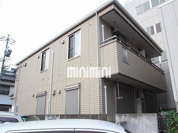 プリムヴェール 2階の賃貸【愛知県 / 名古屋市熱田区】