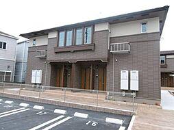 和歌山県岩出市金屋の賃貸アパートの外観