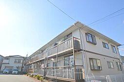 広島県広島市安芸区矢野東5丁目の賃貸アパートの外観
