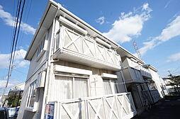 兵庫県宝塚市安倉南2丁目の賃貸アパートの外観