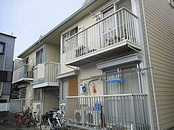 大阪府寝屋川市高柳7丁目の賃貸アパートの外観