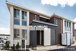 Mount明I[1階]の外観