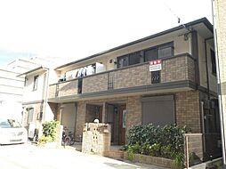[タウンハウス] 兵庫県明石市大久保町わかば の賃貸【/】の外観