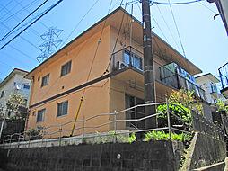 堀江アパート[1階]の外観